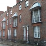 A row of Listed buildings for Gwalia Housing Association Swansea