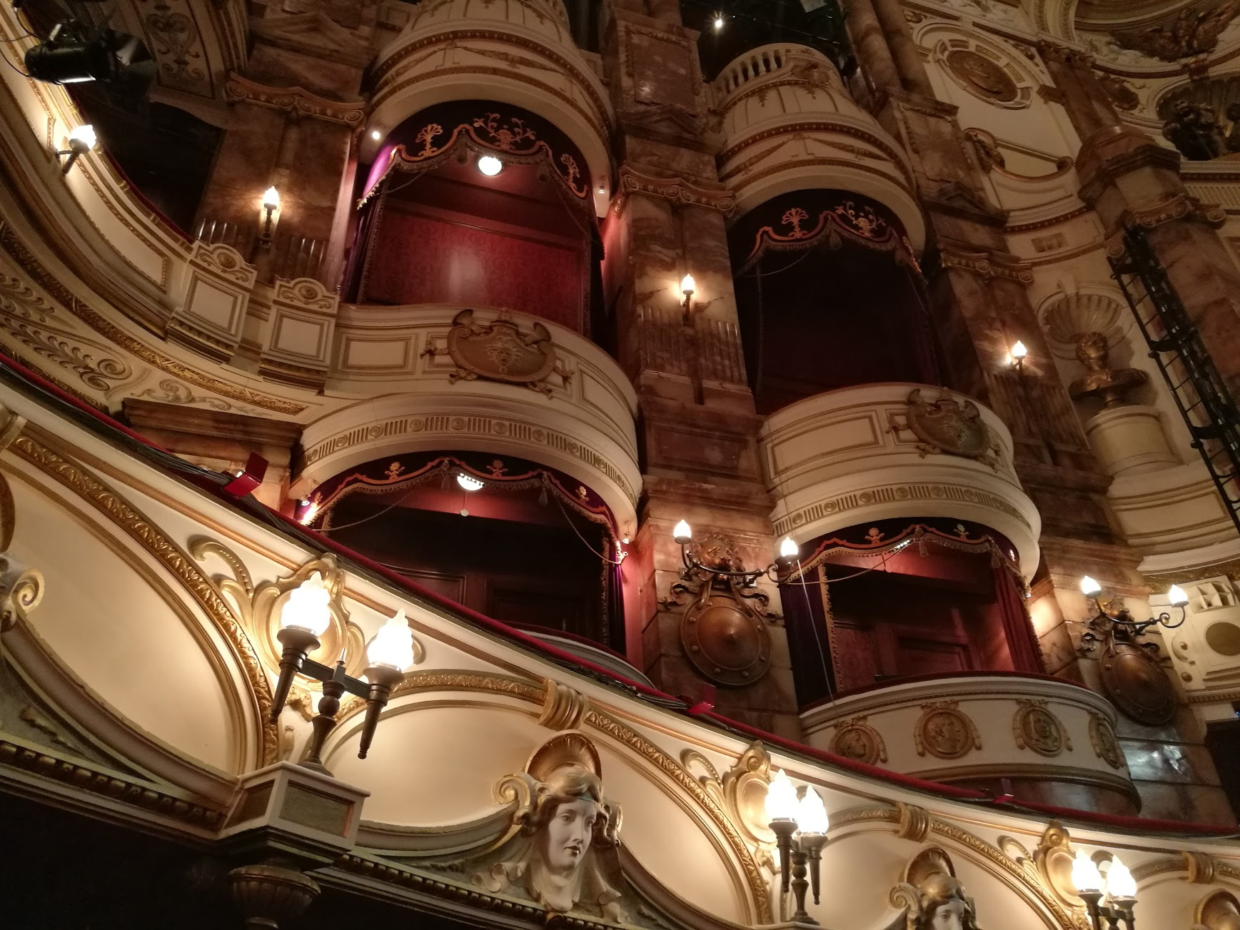 The London Coliseum – Conservation Management Plan