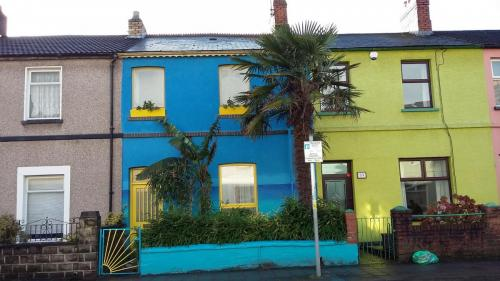 Terraced House in Roath Cardiff